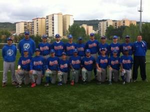 4º Clasificados en el Nacional de Beisbol Juvenil 2014