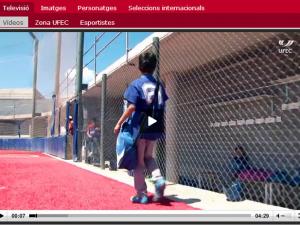 El Beisbol catalán en UFEC.TV
