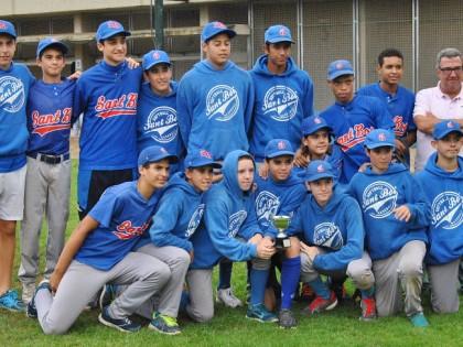 Sant Boi es 3º en el Nacional Cadete de Beisbol 2014