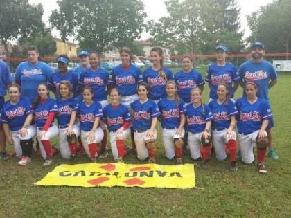 7º en European Winners Cup Softball 2014