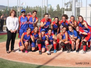 Sant Boi Campeon de Can Torelló Challenge Softball Cup