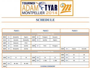 Sant Boi participa en Torneo Adam Tyar en Montpellier