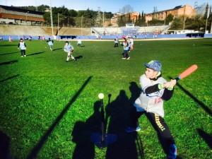 Éxito del beisbol escolar en Sant Boi