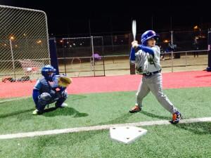 Empieza la Liga de Beisbol y Softbol Invernal de Sant Boi 2014