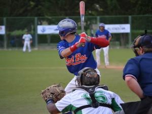 Beisbol DH pierde un juego pero se mantiene líder en liga nacional