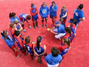 El equipo de Sofbol DH también lidera su grupo de Liga Nacional