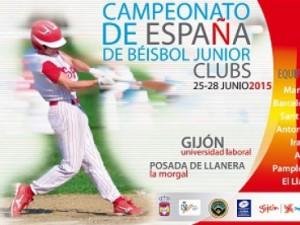 Sant Boi viaja a Asturias al Nacional de Beisbol Juvenil 2015