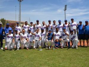 CAMPEONES DE LA COPA DEL REY DE BEISBOL 2015