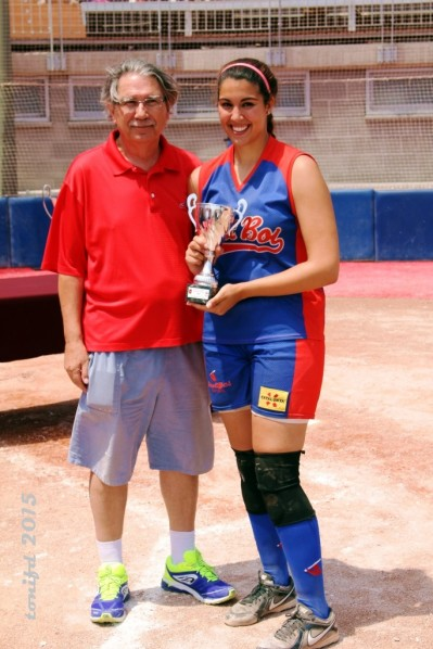 Raquel Fernandez, MVP