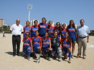 ¡Somos Campeonas de Catalunya Softbol Sub17!