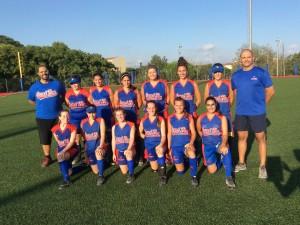 2ª aventura europea para el equipo de Sofbol Senior