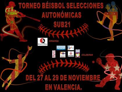Torneo Selecciones Autonómicas Sub21 en Valencia