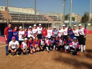 Serie Amistosa contra Lions de Gran Canaria
