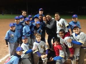 2ª Jornada Liga Beisbol Invernal