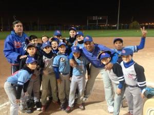 3ª Jornada Liga de Beisbol Invernal Sub12