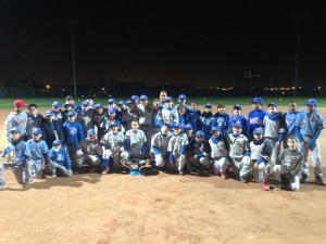 SB Athletics gana la Liga Invernal de Beisbol Sub12