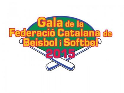 Gala Federació Catalana de Beisbol i Softbol 2015