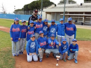 Sant Boi Sub12. Subcampeon del Torneo Internacional Koy Shunka 2016