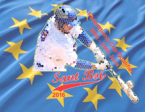 Federations Cup Qualifier - Sant Boi 2016 - Logo