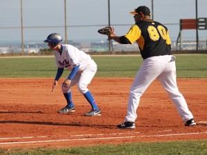 Debut liguero con doble victoria en LN Beisbol DH