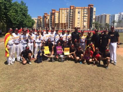 Catalunya Campeona Little & Senior League España 2016