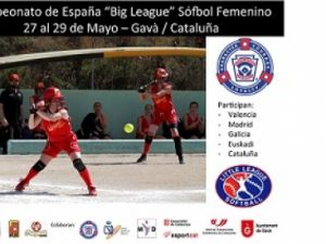 Campeonato de Big League se juega en Gavà!