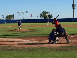 Gran inicio en el Campeonato de España Sub18 de Beisbol
