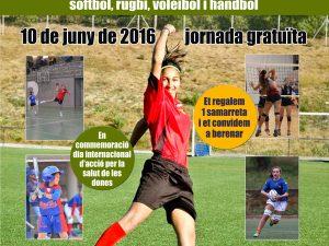 V Trobada Sant Boi Boig per l'Esport Femení