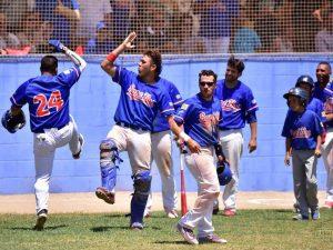 El primer equipo de Beisbol recibe a Marlins como aspirante al título