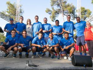 Acte de Reconeixament a l'esport Santboià