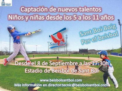 Puertas abiertas en captación de nuevos talentos del beisbol y sofbol