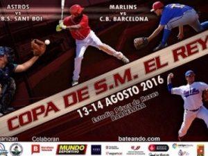 Sant Boi,a defender el título de Copa del Rey de Beisbol