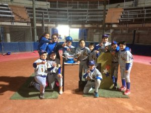 Sant Boi Red Sox Campeón de la Liga Invernal Little League 2016