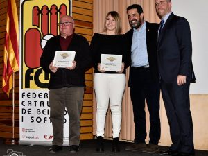 Celebrada la Gala de la FCBS 2016