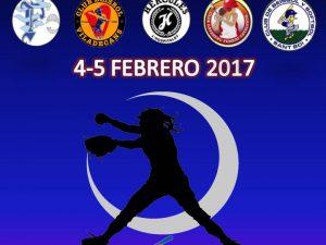 4 y 5 de Febrero. 2º Sant Boi Wintercup Softball U19