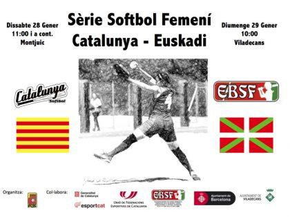 Vuelve la Selección Catalana Sofbol Senior