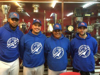 Victor Lopez, Oscar Jimenez y Starling Duval, nuevos jugadores del CBS Sant Boi