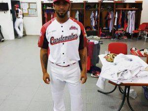 Anthony Vizcaya, nuevo Pitcher para el primer equipo de Beisbol