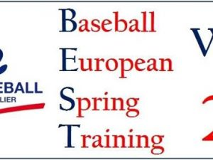 Sant Boi Sub16 al Baseball European Spring Tournament en Montpellier