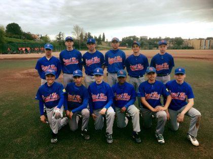 Excelente preparación en el Torneo Baseball European Spring Training