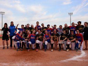 Exitosa semana con la Academia de Beisbol y Sofbol de Suecia