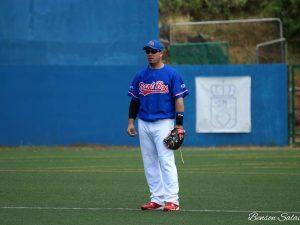 El primer equipo de Beisbol se trae una victoria de Tenerife