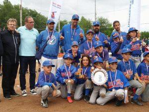 Histórico, Campeones Torneo Supercup Sub10 en Praga!