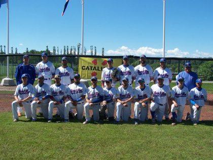 El 1er equipo de Beisbol termina 3º en Liga Nacional 2017