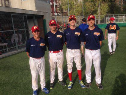 4 del Sant Boi, debutan con España en el Europeo Sub15