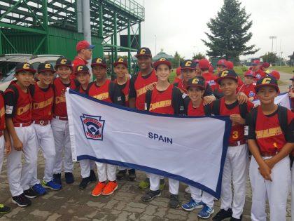 Catalunya debuta a lo grande en Little League Europa 2017