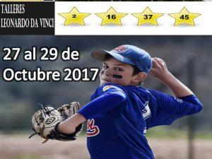 Torneo Internacional de Beisbol Sub12. En memoria de Pedro García y 4 Estrellas