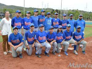 Sant Boi Sub15 Subcampeón de España Beisbol 2017