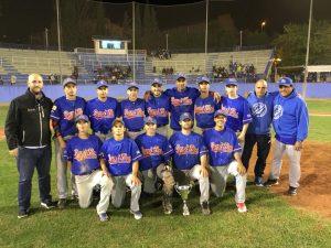 Sant Boi Beisbol Sub18 Campeón de Copa Catalana 2017
