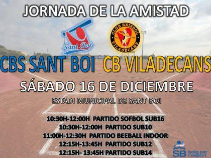 Jornada de la Amistad con CB Viladecans